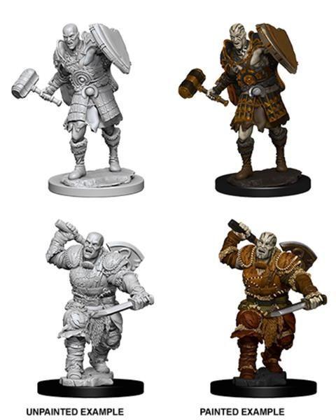 D&D MARVELOUS MINIS: Male Goliath Fighter