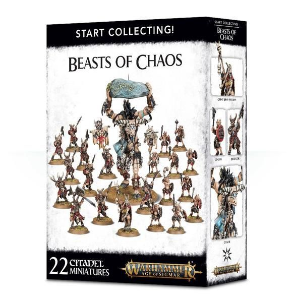 AOS: Start Collecting! Beasts of Chaos