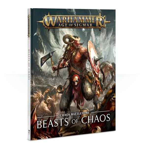 AOS: Battletome: Beasts of Chaos (HB) - EN