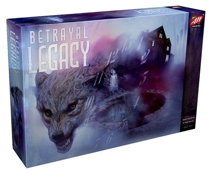 Betrayal Legacy - EN