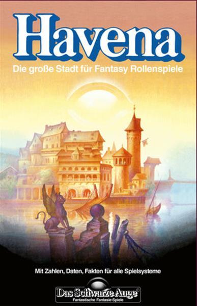 DSA REMASTERED: Havena Stadtbox - Kaiser-Retro-Edition - DE