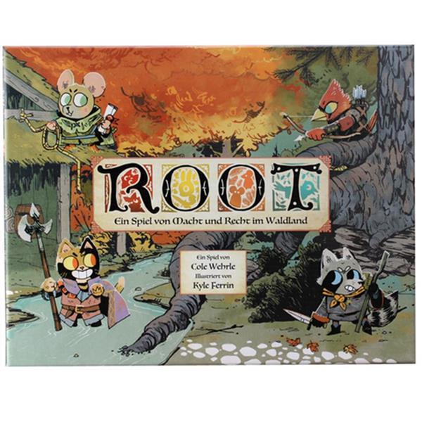 Root - DE