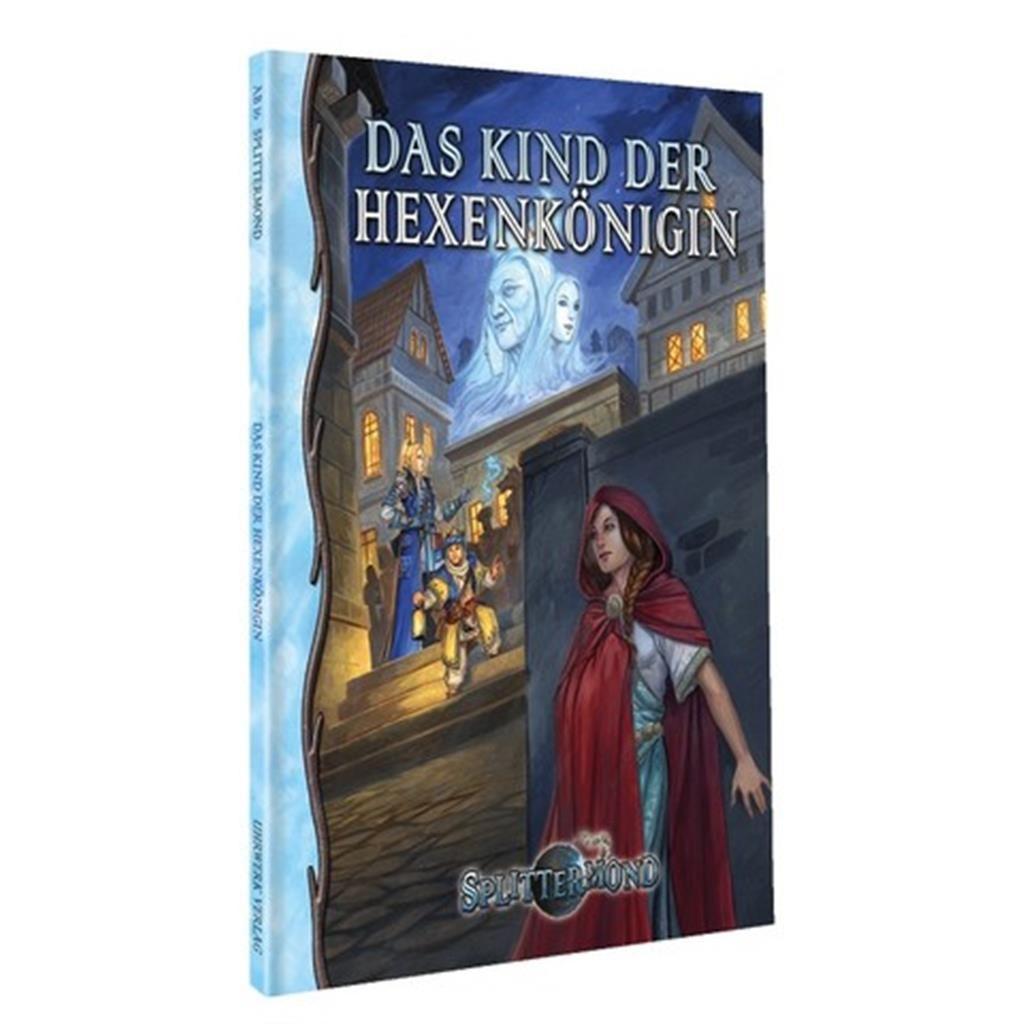 SPLITTERMOND: Das Kind der Hexenkönigin - DE