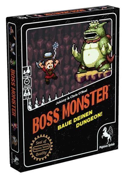 BOSS MONSTER: Grundspiel - DE