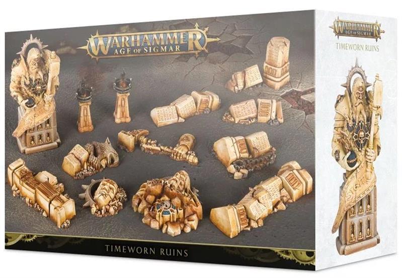 AOS: Timeworn Ruins - Dominion Of Sigmar