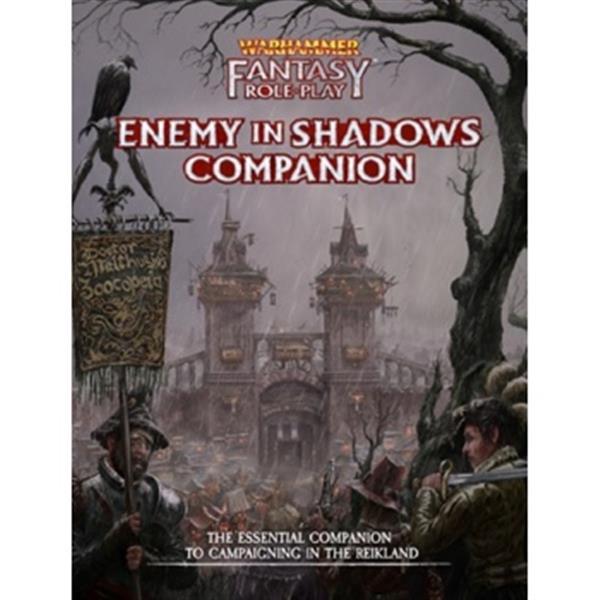 WFRP 4TH: Enemy in Shadows Companion - EN