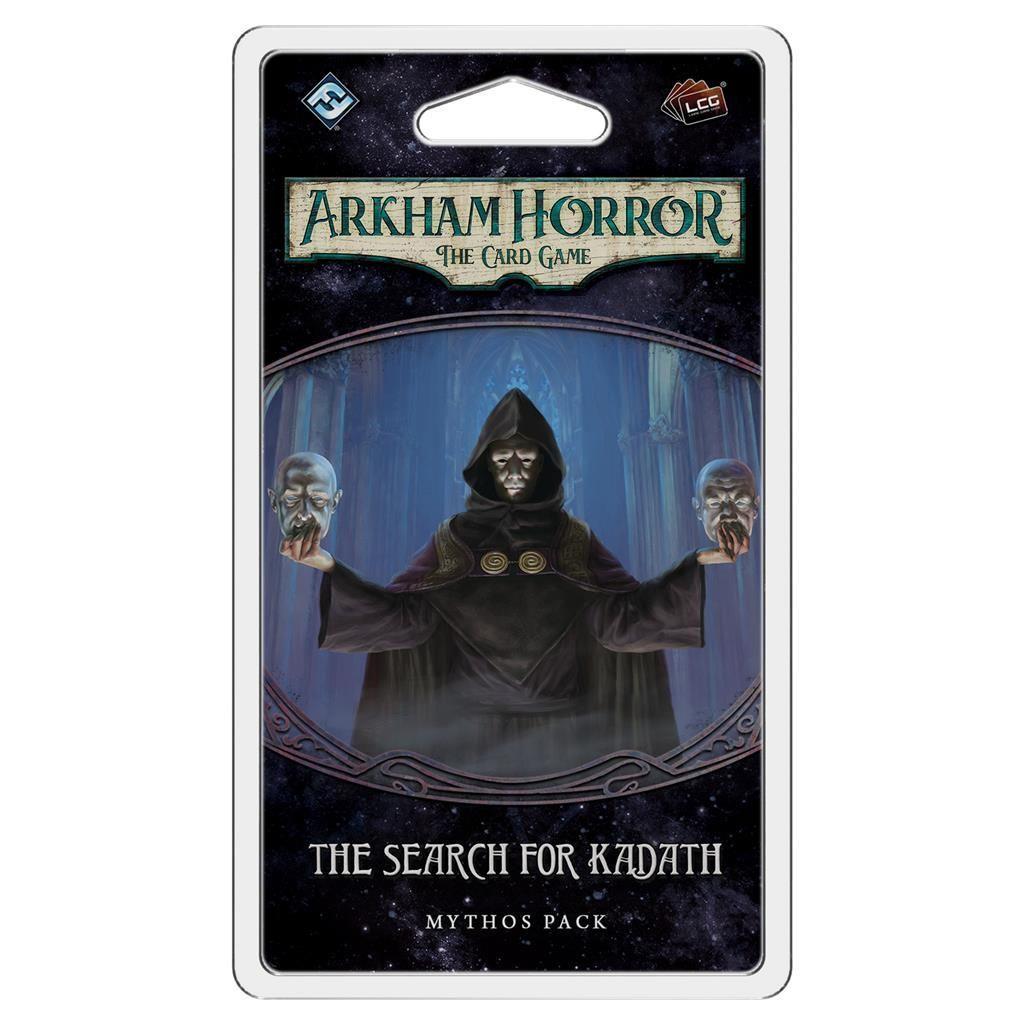 ARKHAM HORROR LCG: The Search for Kadath - EN