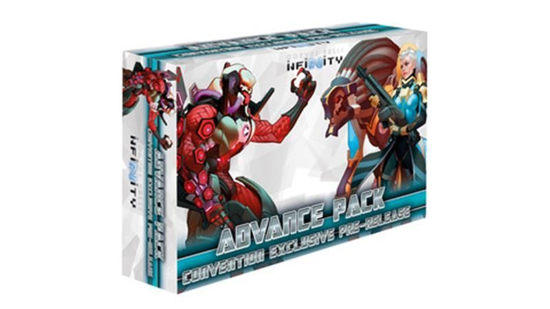 INFINITY: Advance Pack: Convention Exclusive Pre-release Box