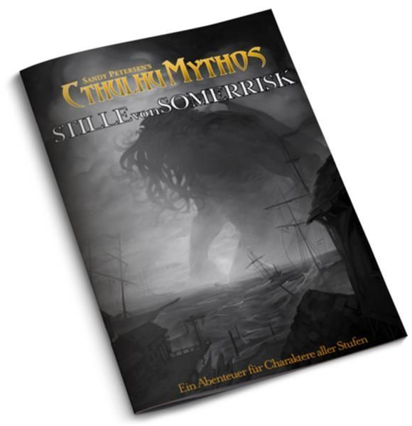 CTHULHU MYTHOS 5E: Stille aus Sumerrisk - DE