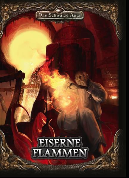 DSA: Eiserne Flammen - DE