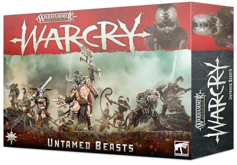 AOS: WARCRY: Untamed Beasts