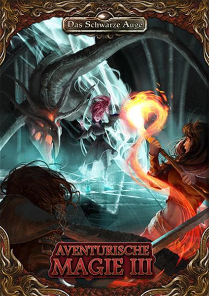 DSA: Aventurische Magie 3 Taschenbuch - DE