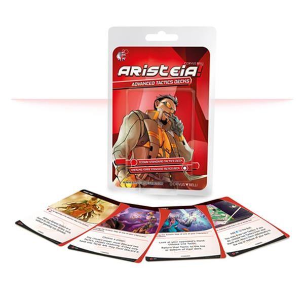ARISTEIA!: Advanced Tactics Decks - DE