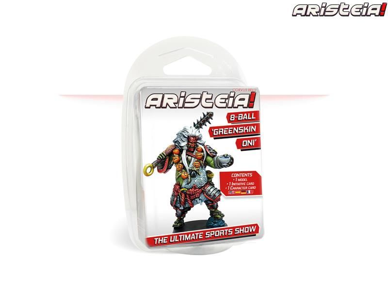 ARISTEIA!: 8-Ball, Greenskin Oni Skin
