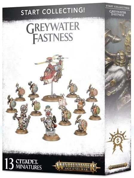 AOS: Start Collecting! Greywater Fastness