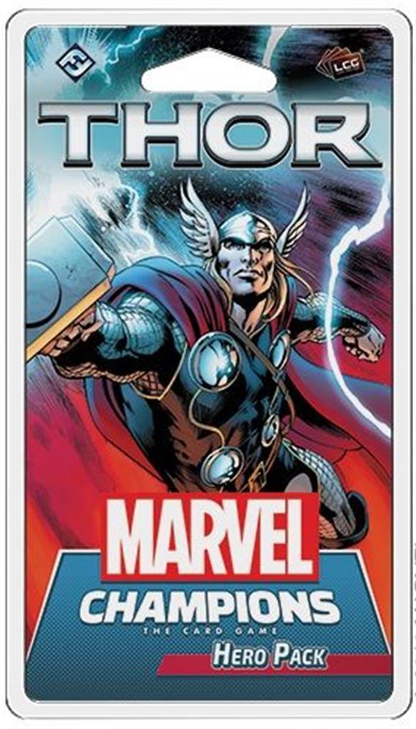 MARVEL CHAMPIONS LCG: Thor Hero Pack - EN