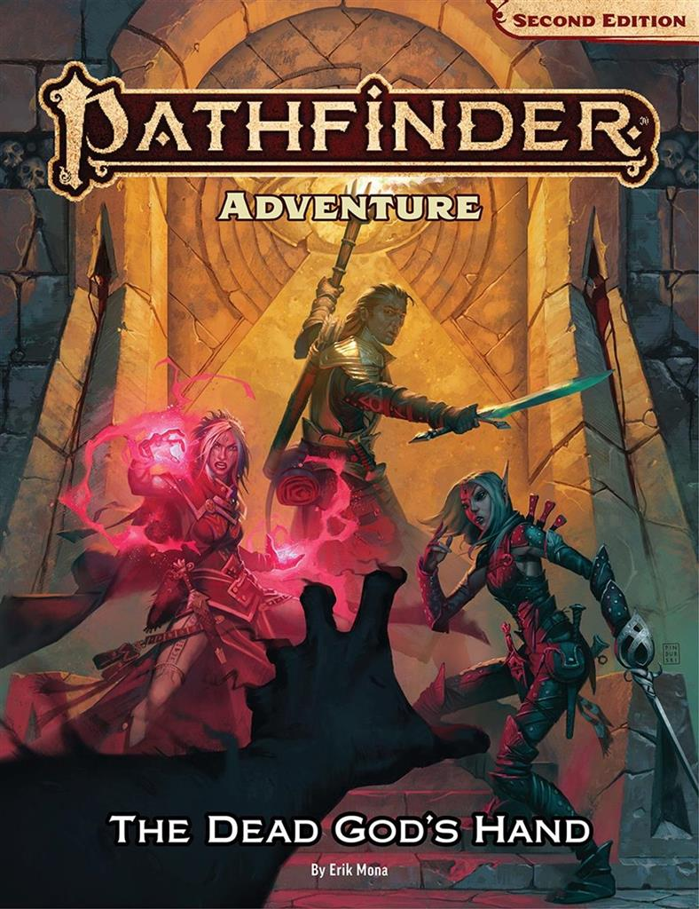 PATHFINDER 2ND: The Dead Gods Hand - EN