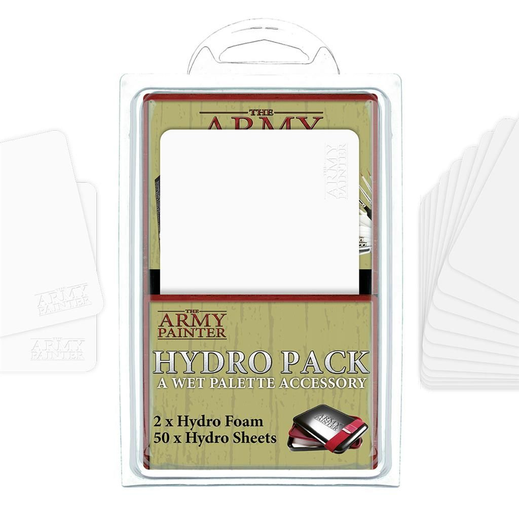 ARMY PAINTER: Wet Palette Hydro Pack