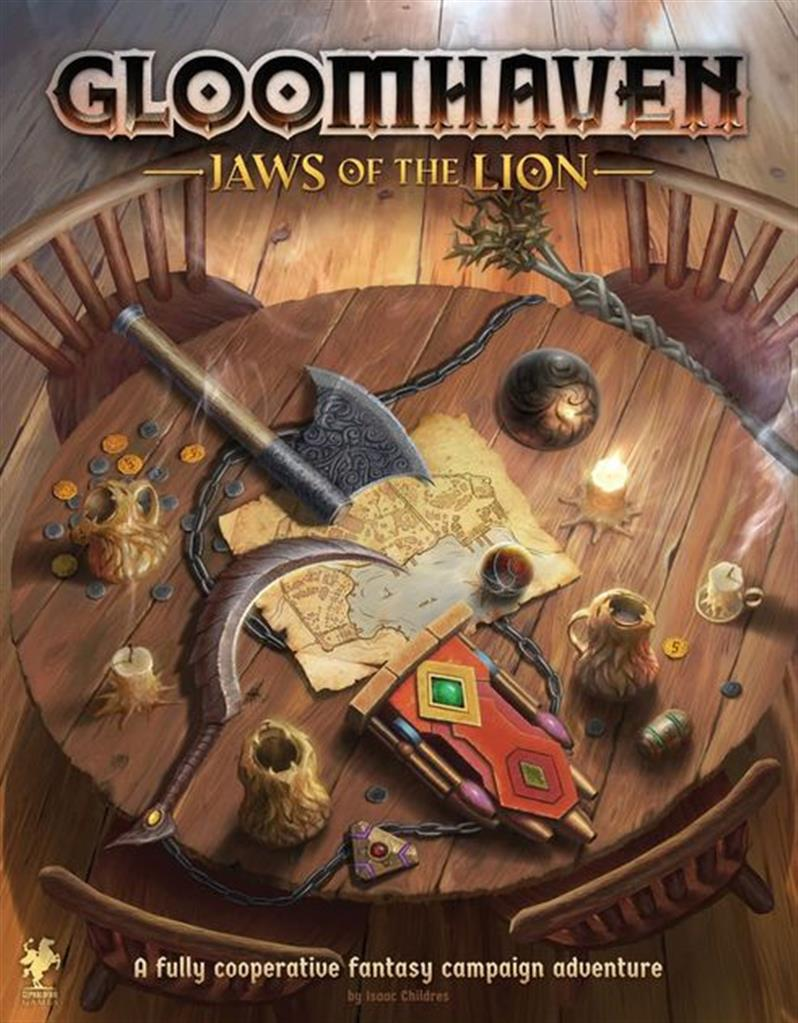 GLOOMHAVEN: Jaws of the Lion - EN