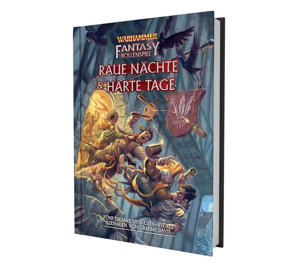 WFRP 4TH: Raue Nächte & Harte Tage - DE