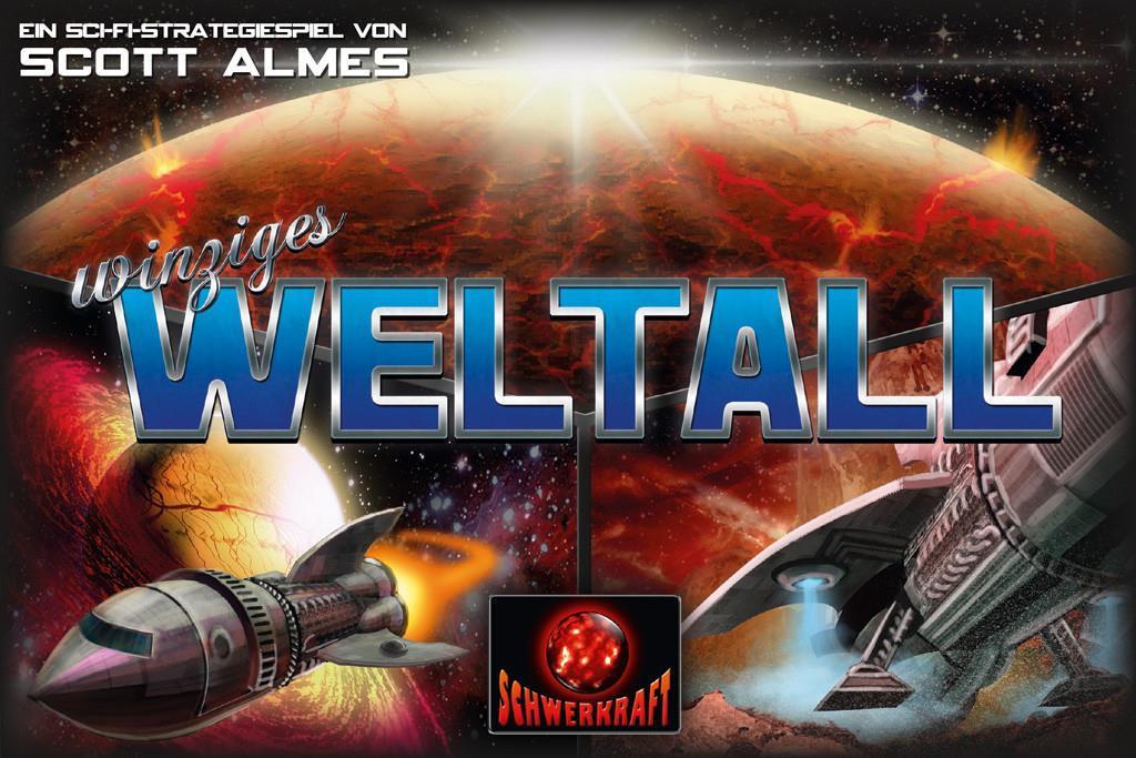 Winziges Weltall - DE
