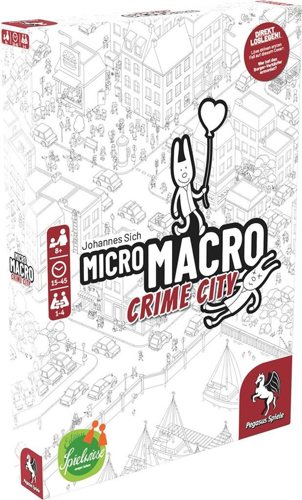 MICROMACRO: Crime City - DE
