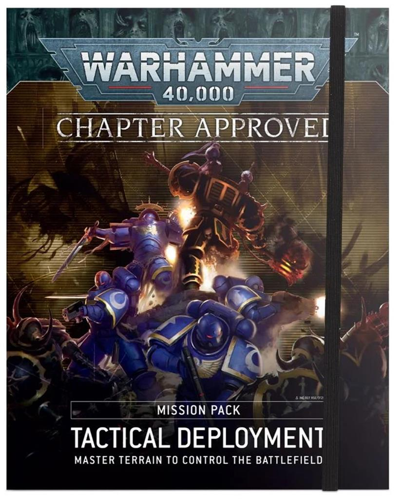 W40K: Tactical Deployment Mission Pack - EN