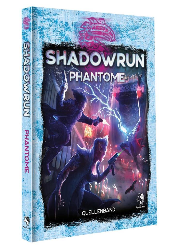 SHADOWRUN 6: Phantome (Hardcover) - DE