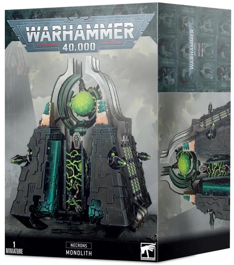 W40K: Monolith