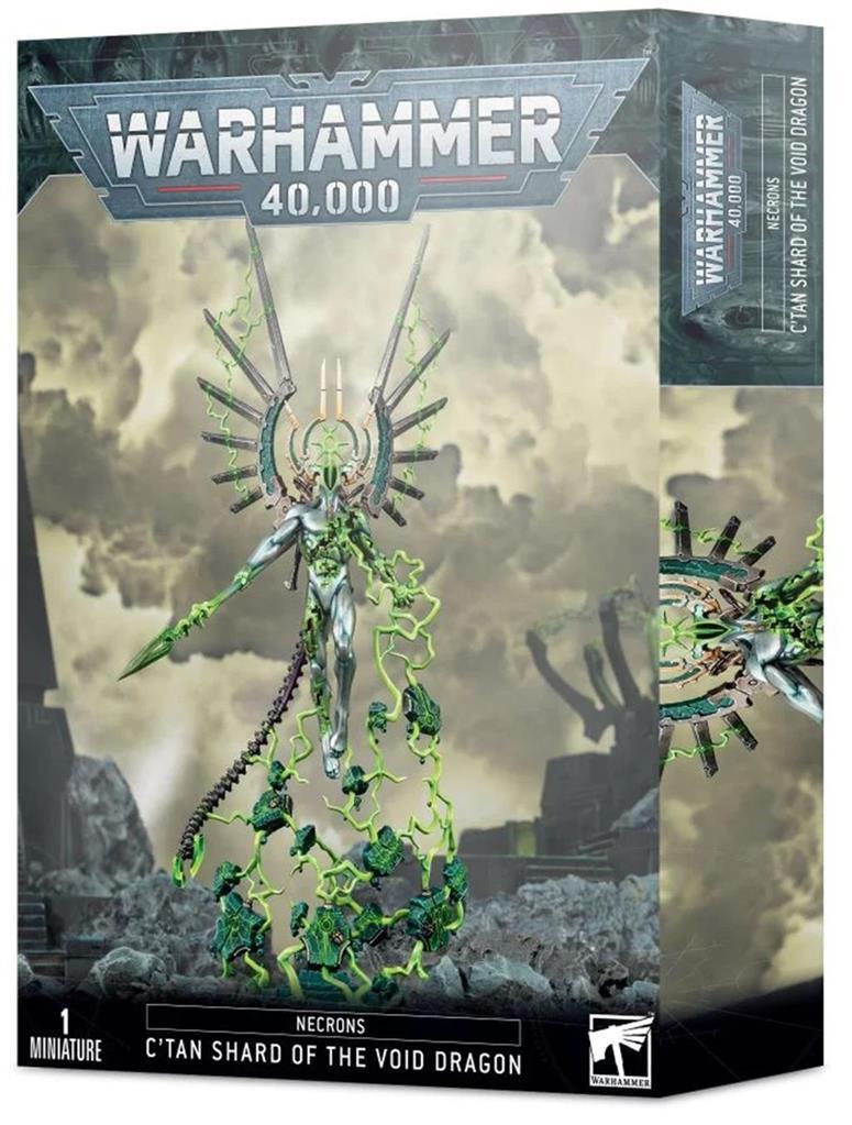 W40K: CTan Fragment Des Drachen