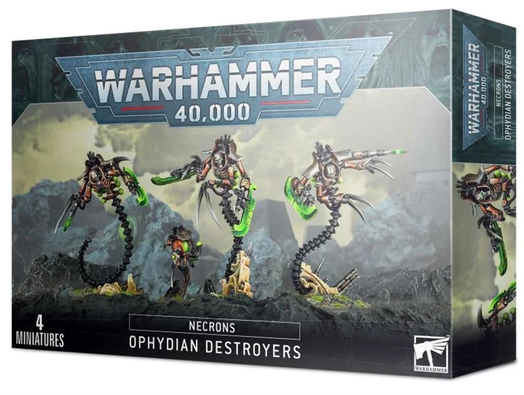 W40K: Ophys Destruktoren