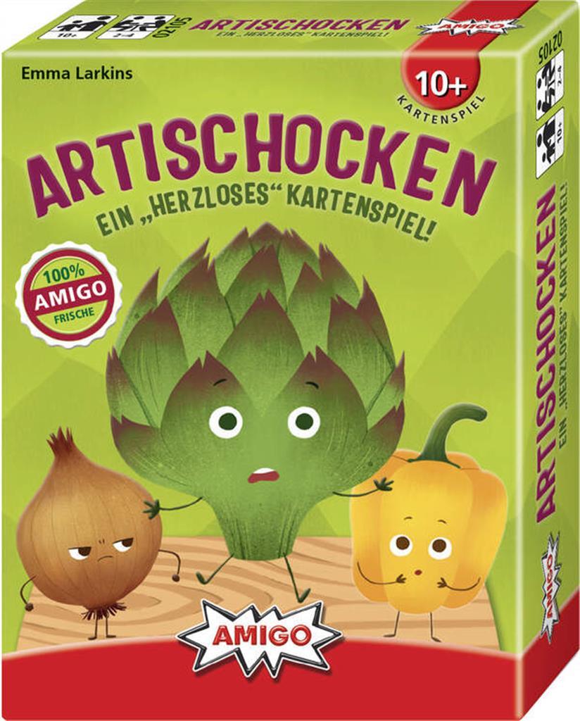 Artischocken - DE