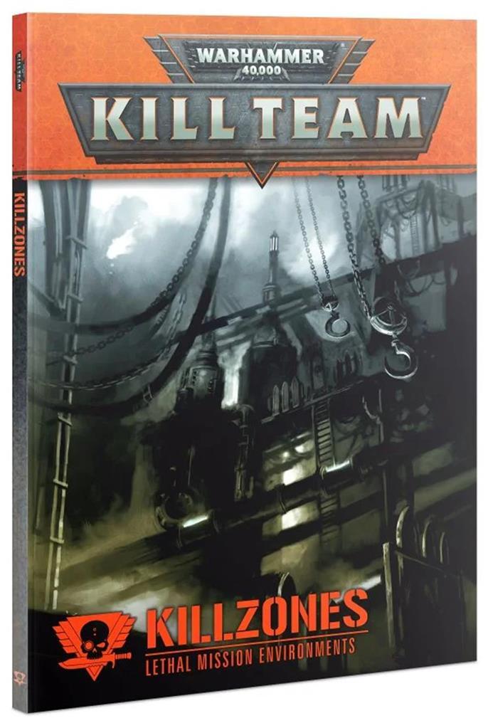 W40K: KILL TEAM: Killzones - EN