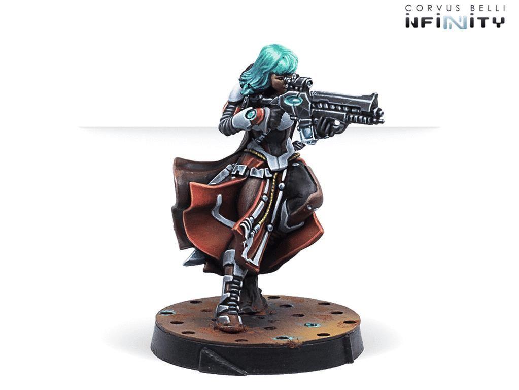 INFINITY: Cassandra Kusanagi (Spitfire)