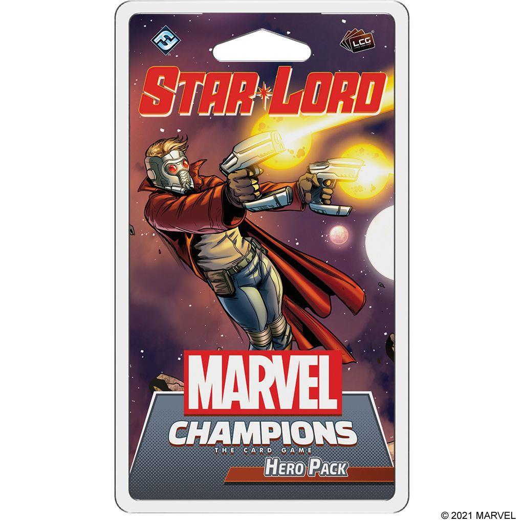 MARVEL CHAMPIONS LCG: Star-Lord - EN