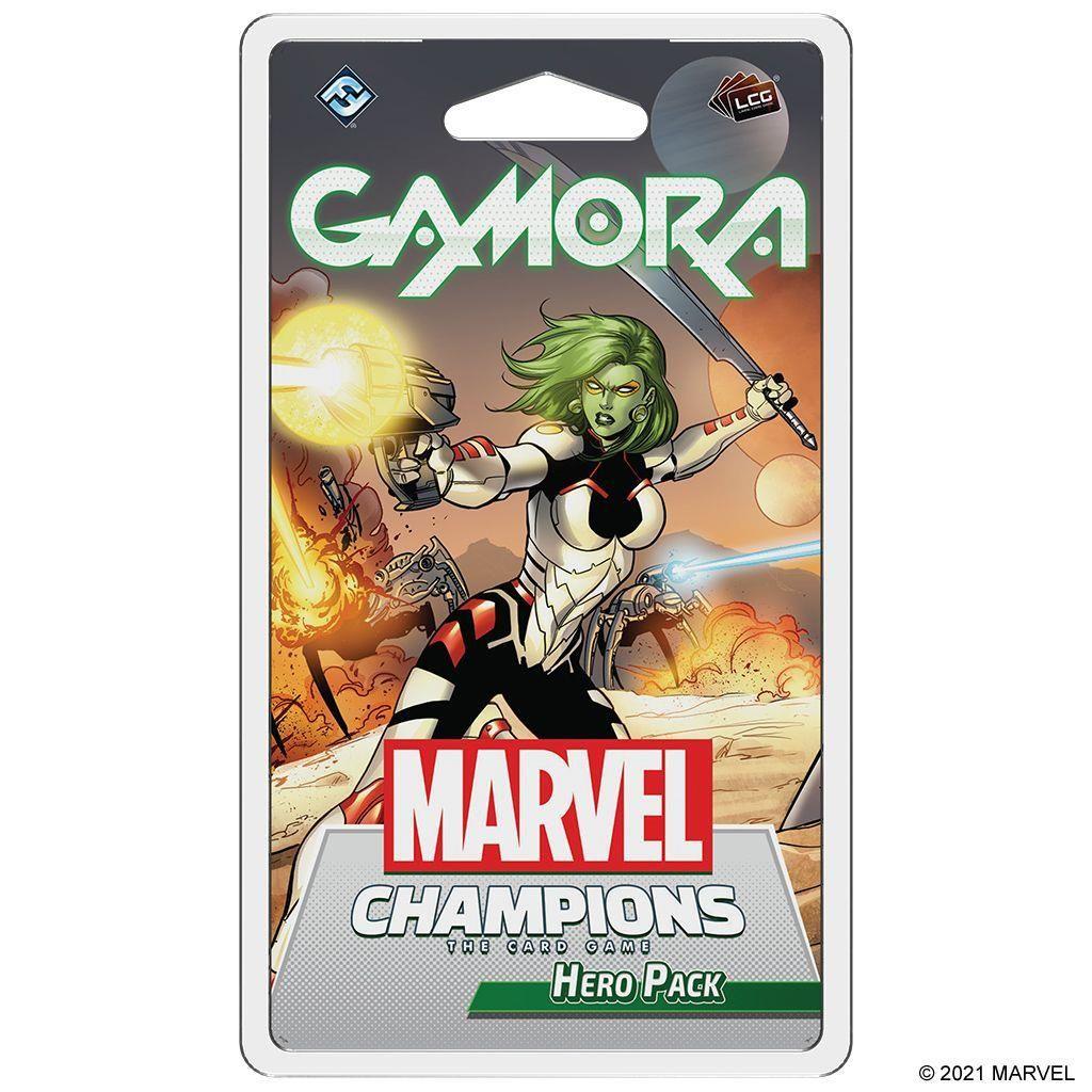 MARVEL CHAMPIONS LCG: Gamora - EN
