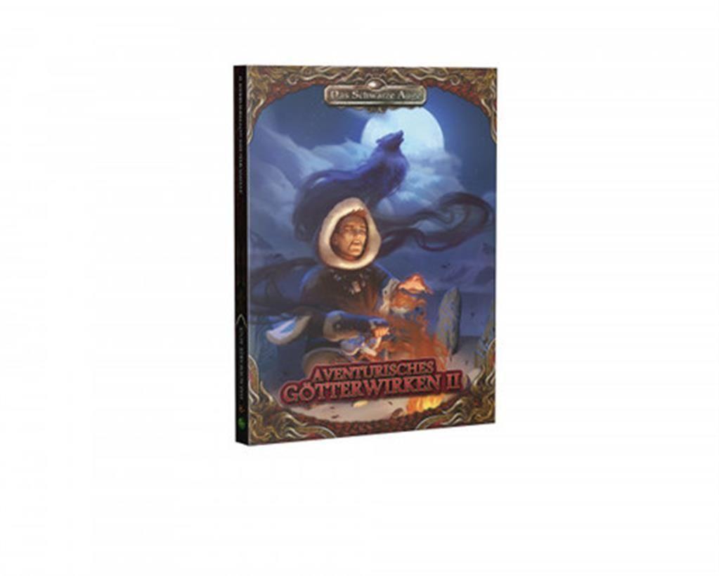 DSA: Götterwirken 2 Taschenbuch - DE