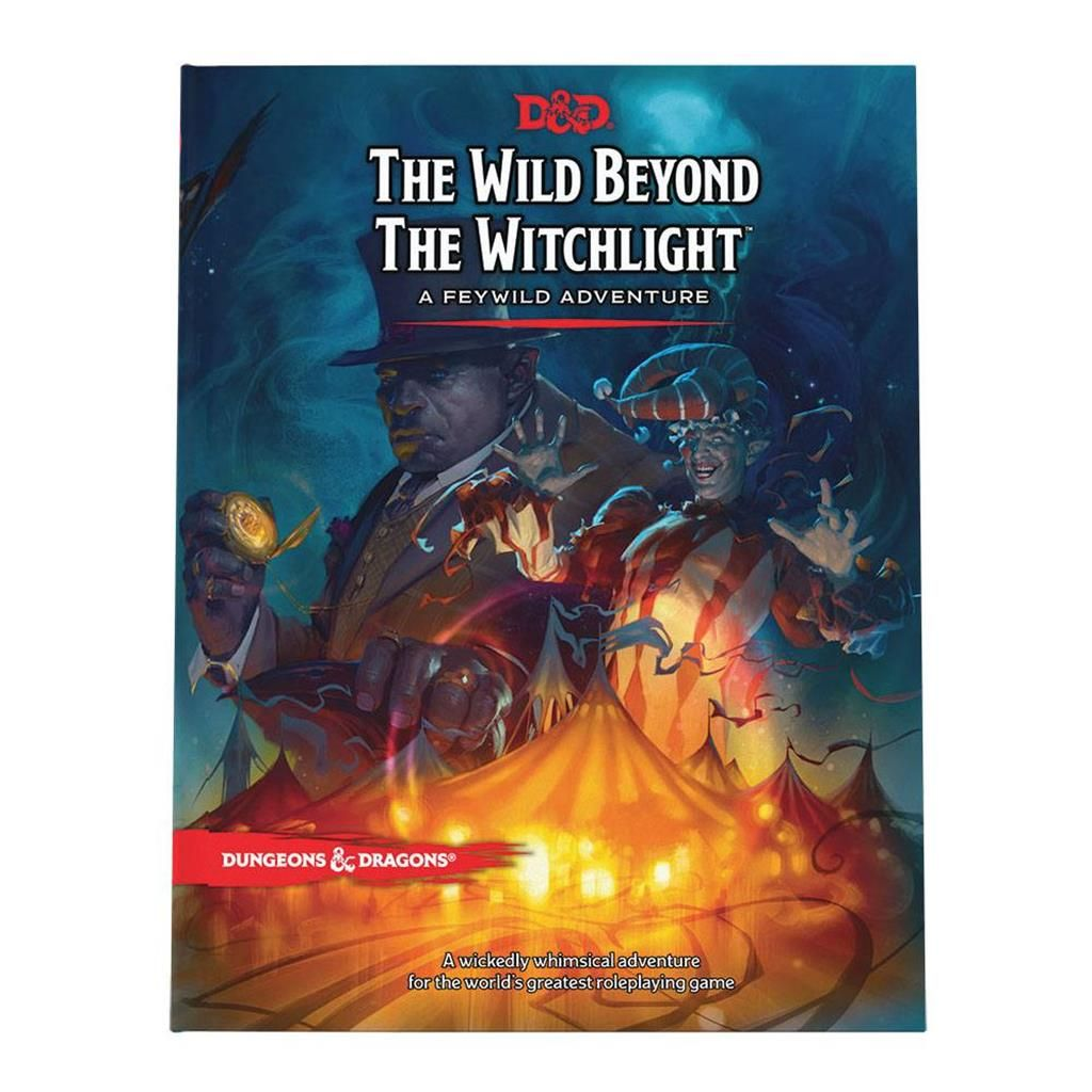 D&D RPG: The Wild Beyond the Witchlight - EN