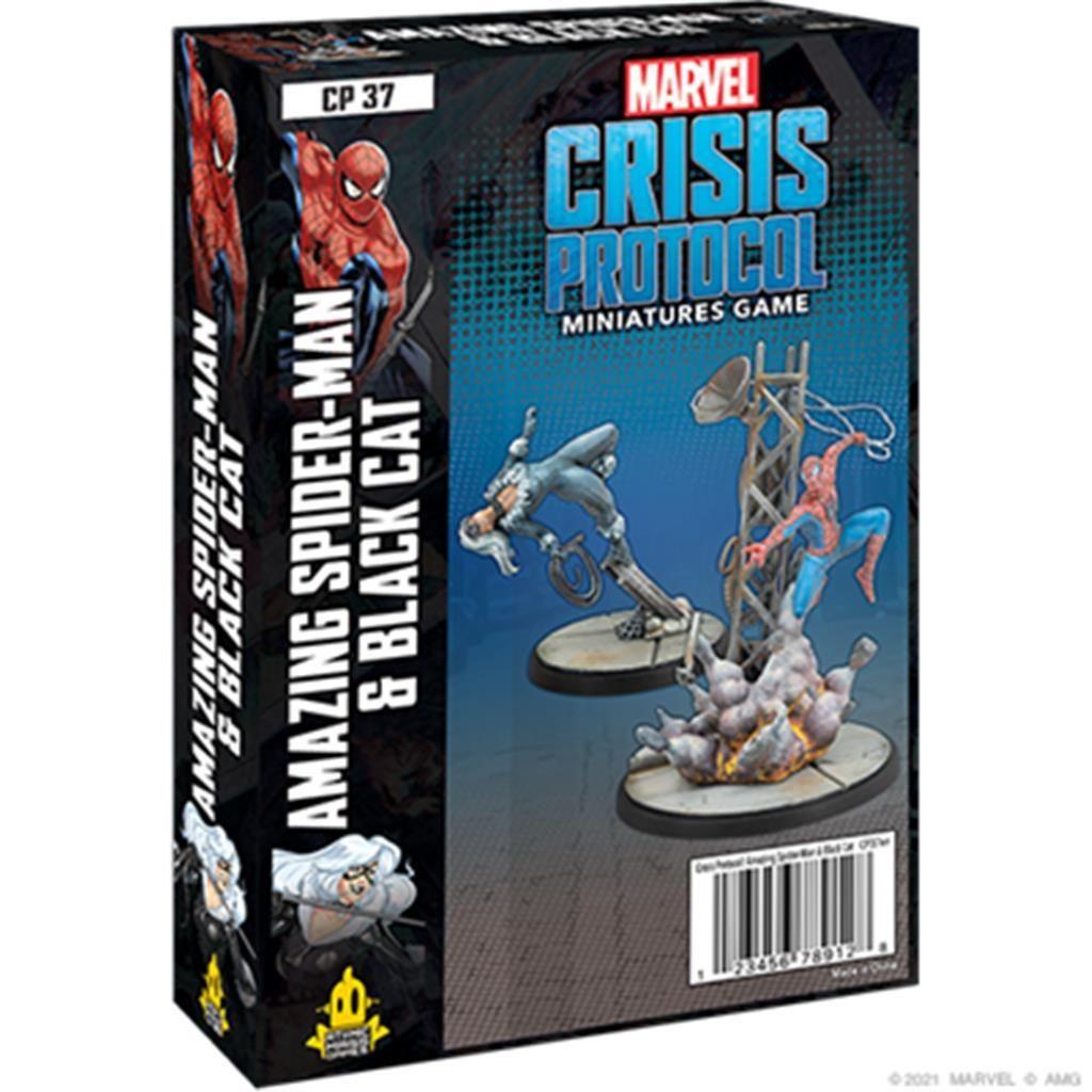 MARVEL CRISIS: Amazing Spider-Man & Black Cat - EN