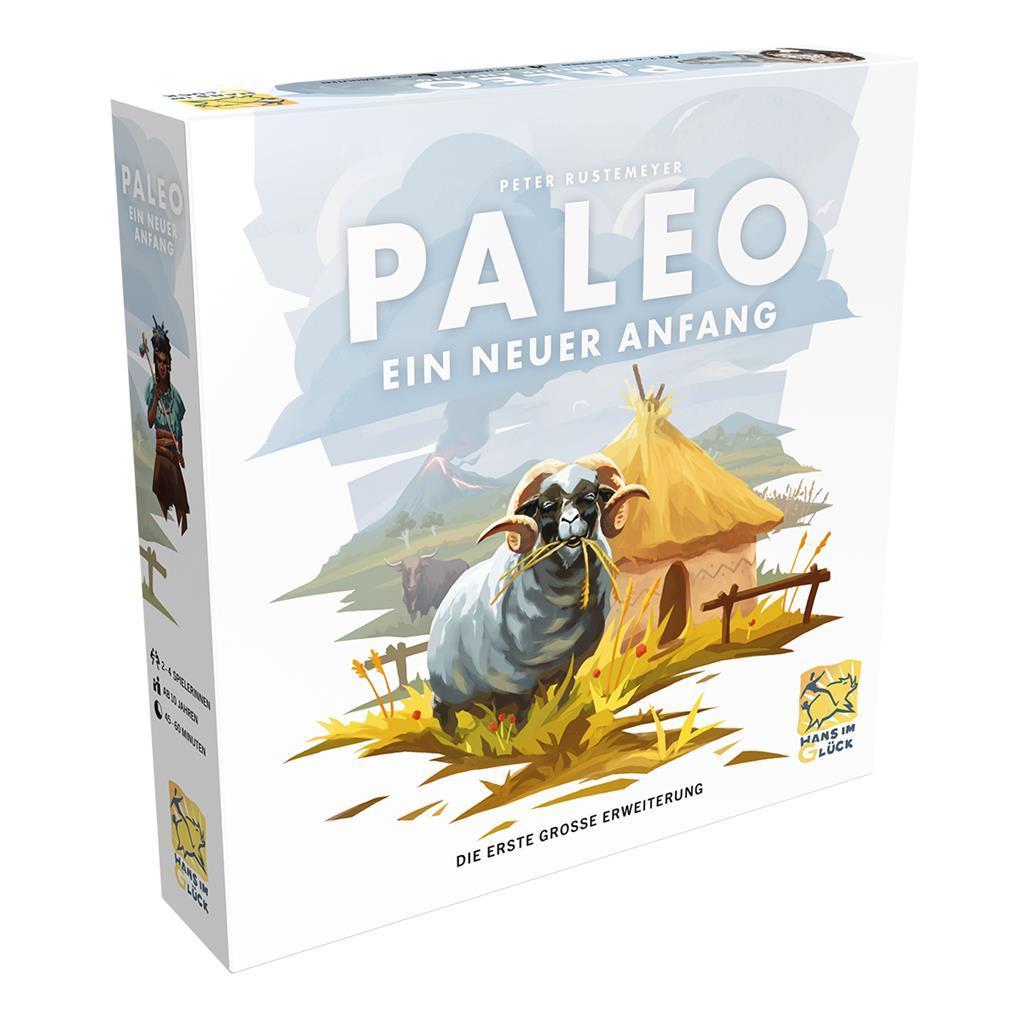 PALEO: Ein neuer Anfang - DE