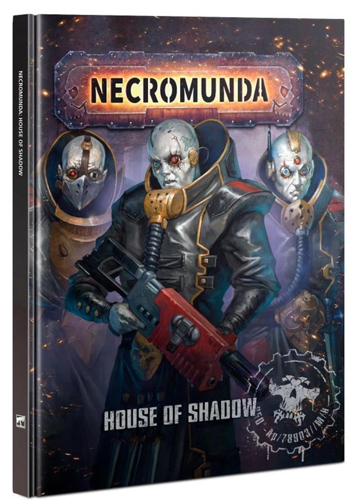 NECROMUNDA: House Of Shadow - EN