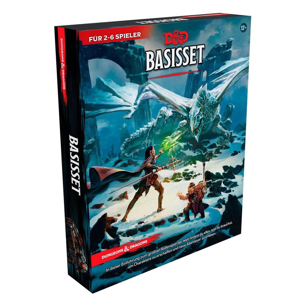 D&D RPG: Basisset - DE