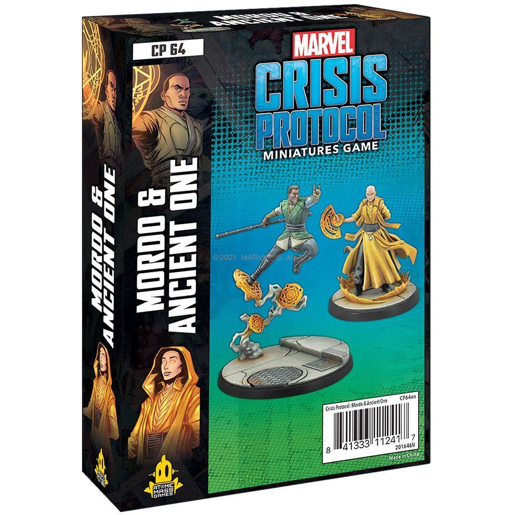MARVEL CRISIS: Mordo & Ancient One - EN