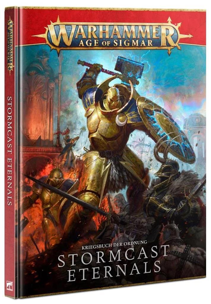 AOS: Battletome: Stormcast Eternals - DE