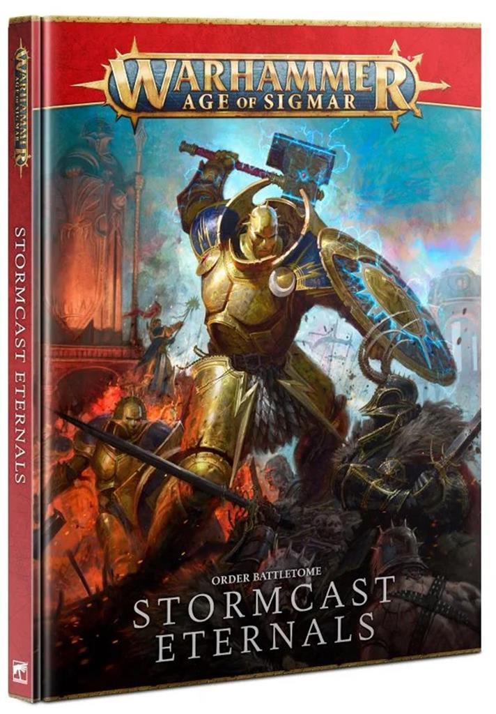 AOS: Battletome: Stormcast Eternals - EN