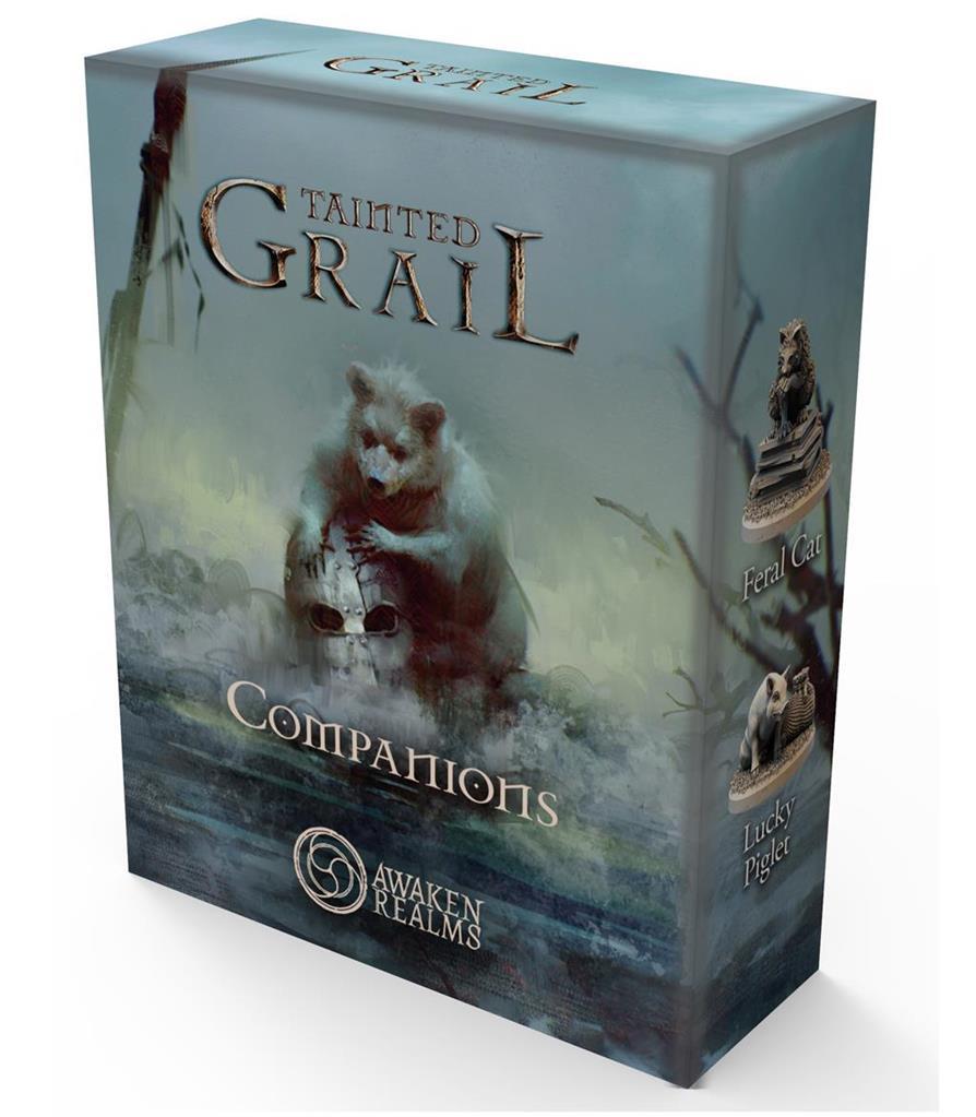 TAINTED GRAIL: Companions - DE