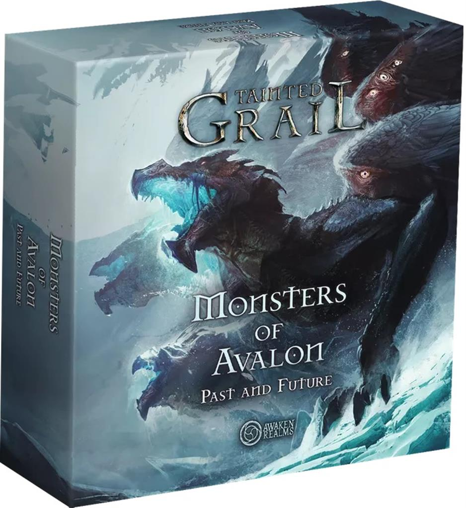 TAINTED GRAIL: Monsters of Avalon: Past and Future - DE