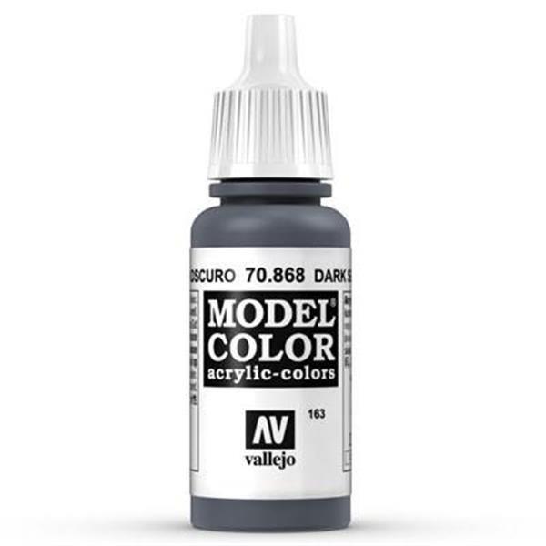 Vallejo Model Color: 163 Dunkel Seegrün 17ml (70868)
