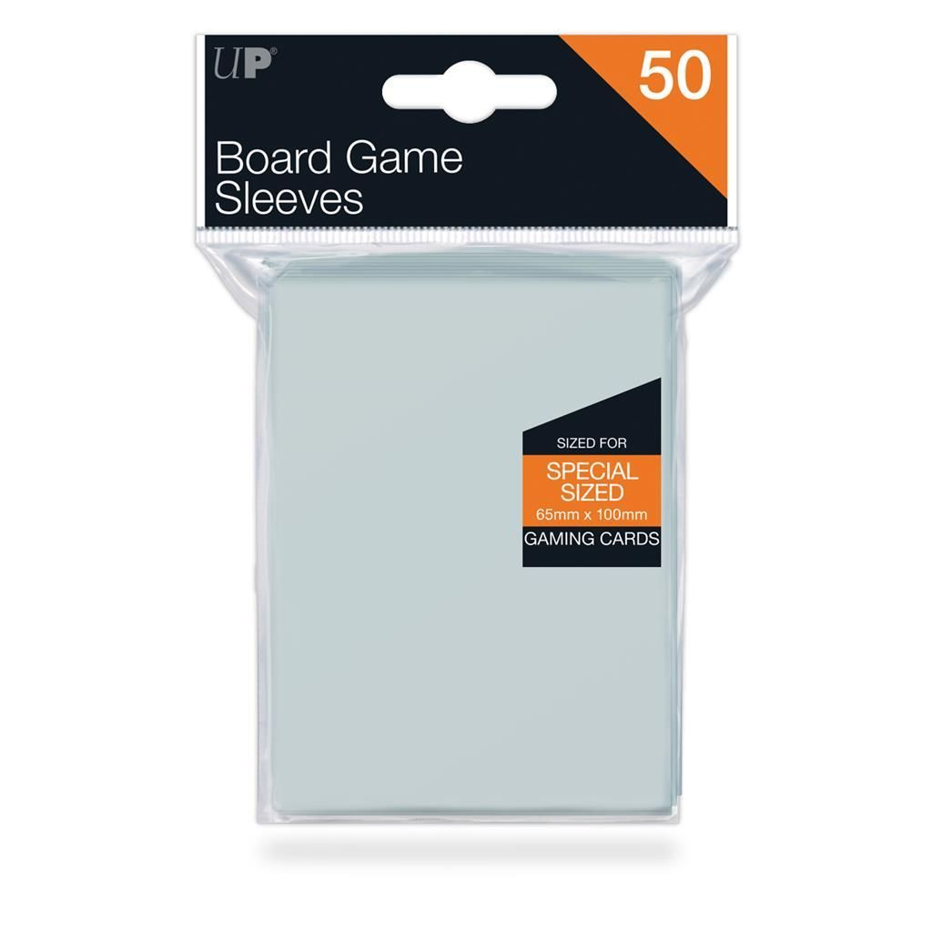 ULTRAPRO: Board Game Sleeves - Special Size 65x100mm