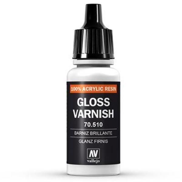 Vallejo Model Color: 193 Gloss Varnish 17ml (70510)